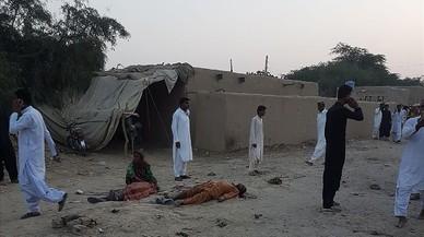 Un atemptat suïcida al Pakistan causa 13 morts