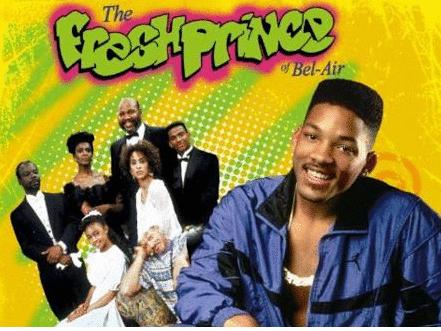 Introducció de la sèrie El príncipe de Bel-Air