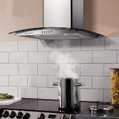 Las mejores campanas para olvidarse de los humos y los malos olores en la cocina