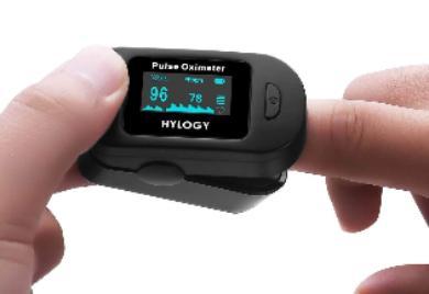 Los mejores pulsioxímetros de dedo