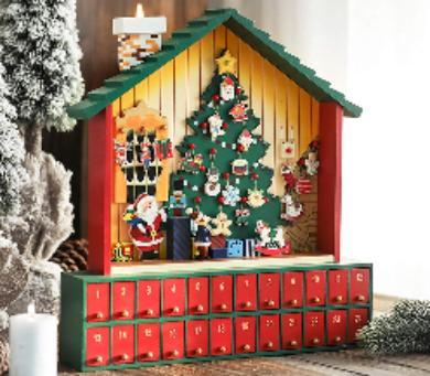 Los mejores calendarios de Adviento para ir preparando las sorpresas de Navidad
