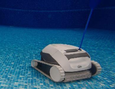 Los mejores robots limpiadores para garantizar agua cristalina en la piscina