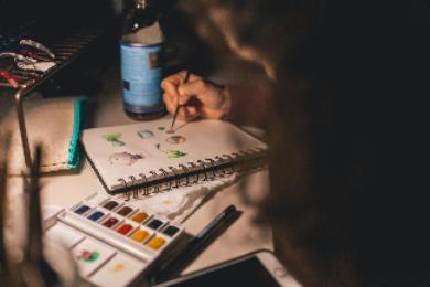 Las mejores acuarelas para pintar la realidad o la imaginación con sus colores