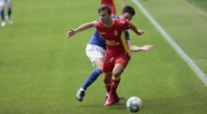 El Real Oviedo toma aire a costa de Las Palmas