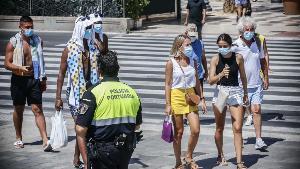 Alicante, Elche, Benidorm, Orihuela y Torrevieja son las localidades con más casos nuevos en cuatro días