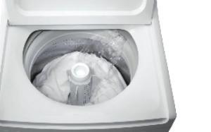 Las mejores lavadoras de carga superior