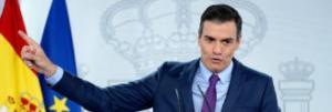 """Pedro Sánchez aplaude la salida de Juan Carlos I: """"Es adecuada"""""""