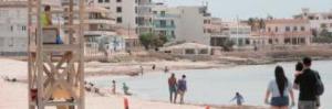 Idean un sistema para reservar sitio en las playas este verano