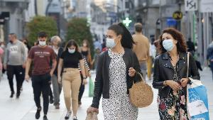 Vigo pasa a alerta roja por el aumento de contagios de Covid en la última semana