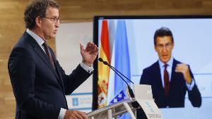 Galicia no contempla de momento el cierre perimetral