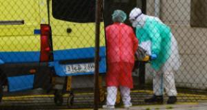 Las víctimas del coronavirus en Galicia superan el centenar