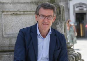 "Alberto Núñez Feijóo: ""Si gano, será mi última legislatura"""