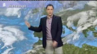 Muere el meteorólogo Carlos Cabrera a los 45 años