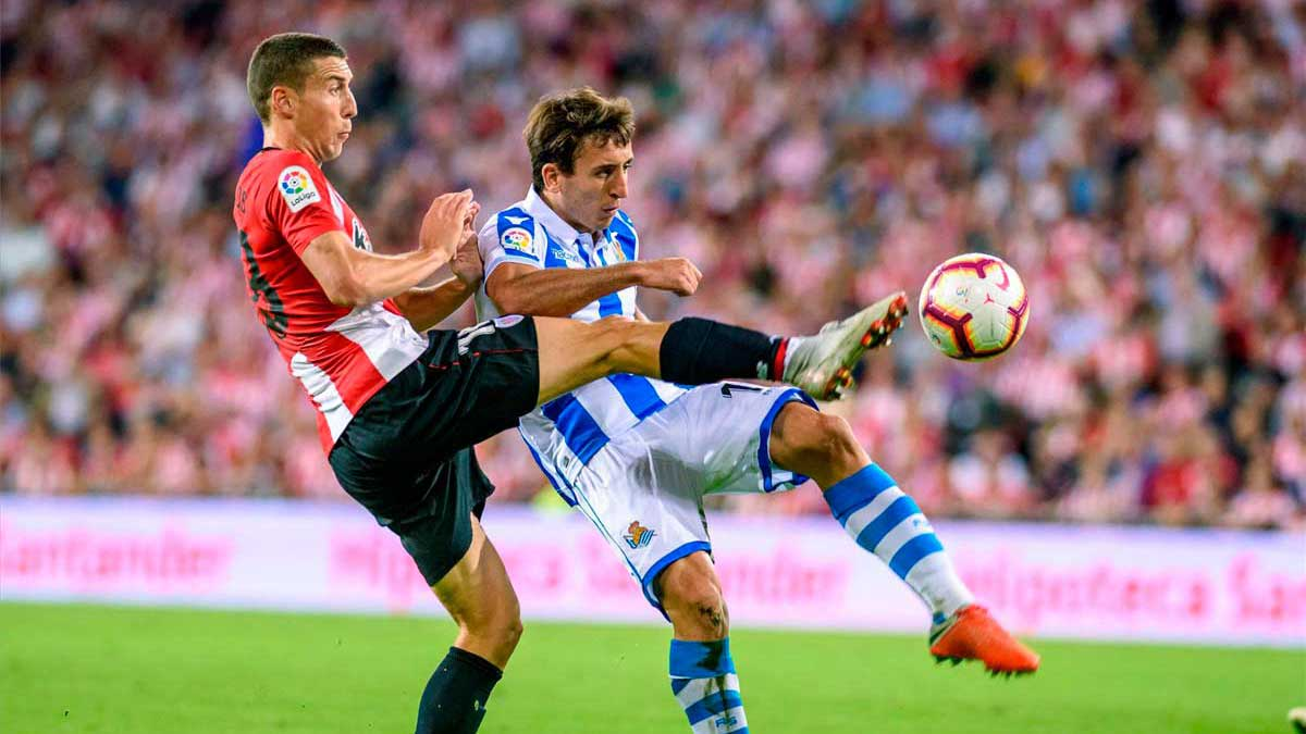 REAL SOCIEDAD - ATHLETIC CLUB