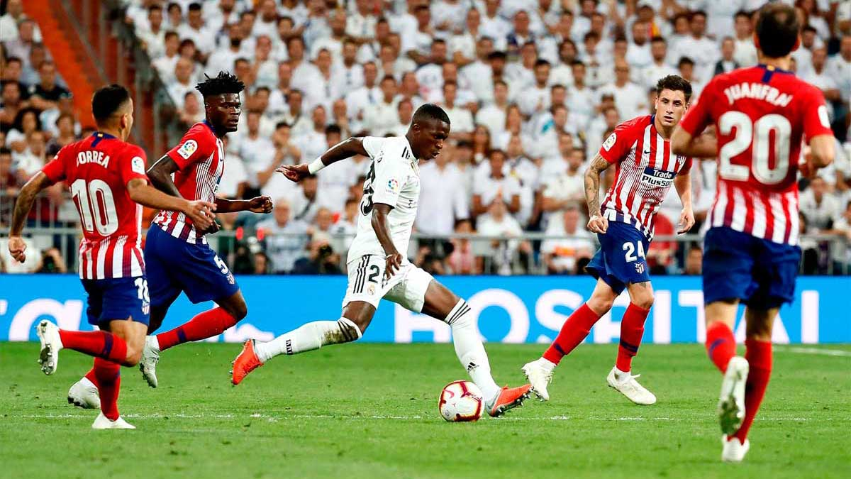 ATLÉTICO DE MADRID - REAL MADRID