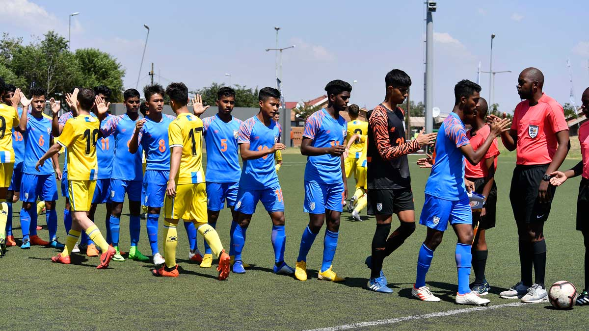 En el torneo internacional Future Champions Gauten U17, los juveniles del RCD Espanyol se enfrentaron a la Selección India.