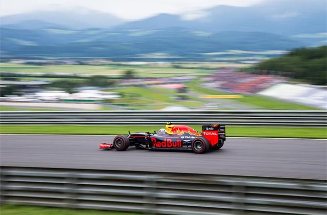 Circuit de Àustria