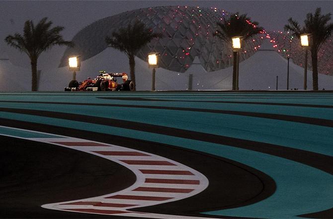 Circuit de Unió dels Emirats Àrabs