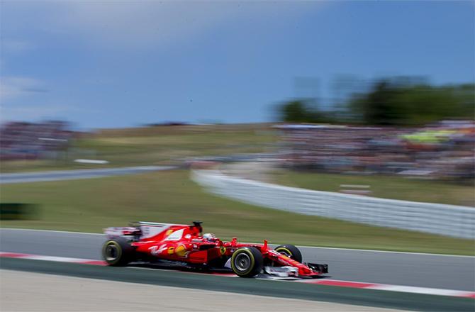 Circuit de Espanya