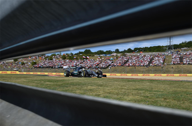 Circuito de Hungría