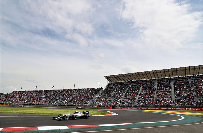 Circuit de Mèxic