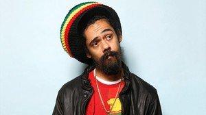 {Damian} Marley, en una imatge promocional.