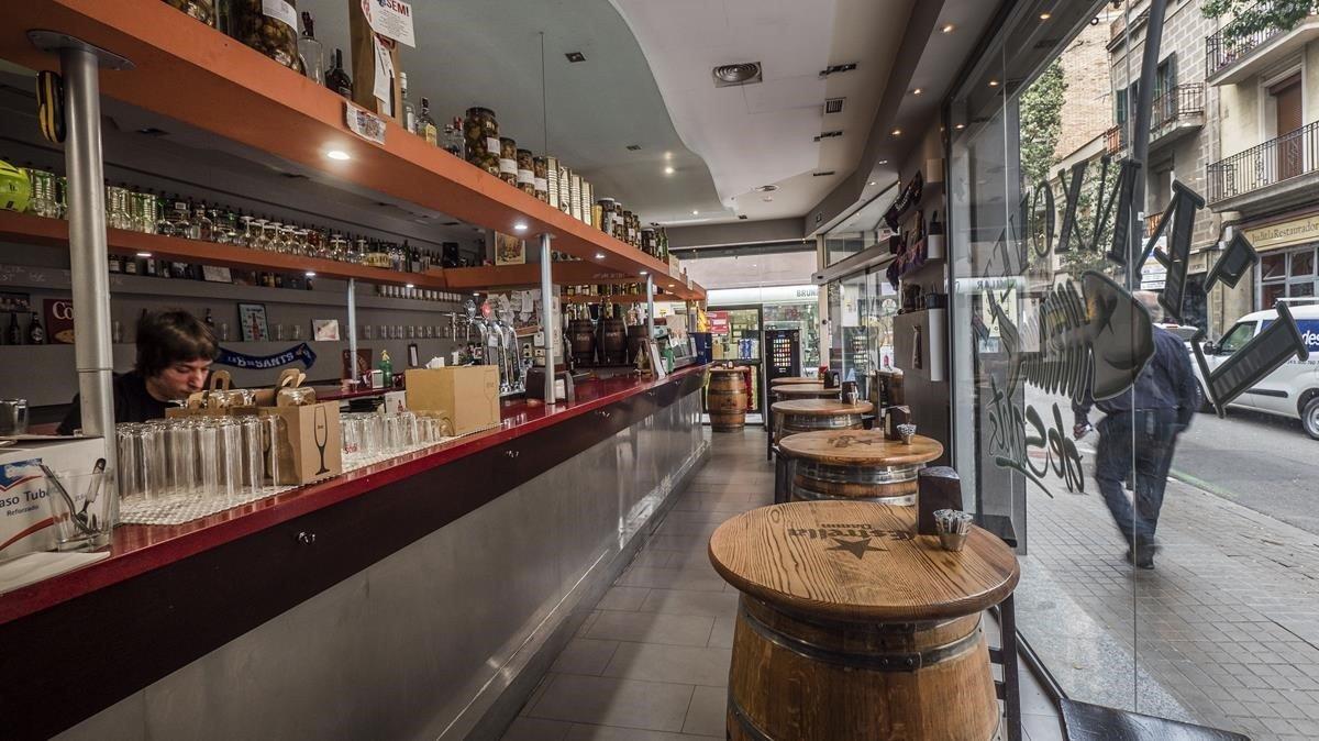 Los restaurantes de barrio salen del armario en Barcelona 042268d6b3c