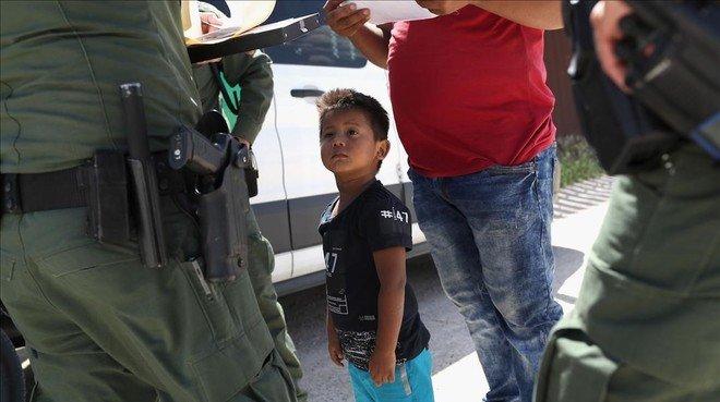 Mor per deshidratació en custòdia dels EUA una nena de 7 anys arrestada a la frontera