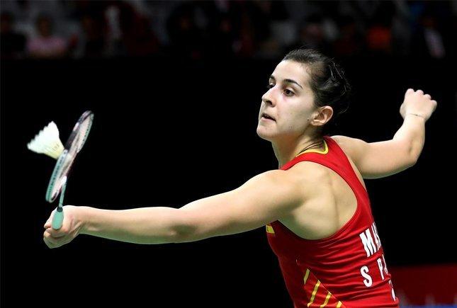 Marín está presente en la lista de las 10 mejores del ranking de la BWF