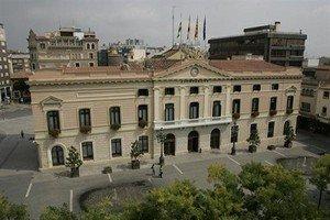Edifici de l'Ajuntament de Sabadell.