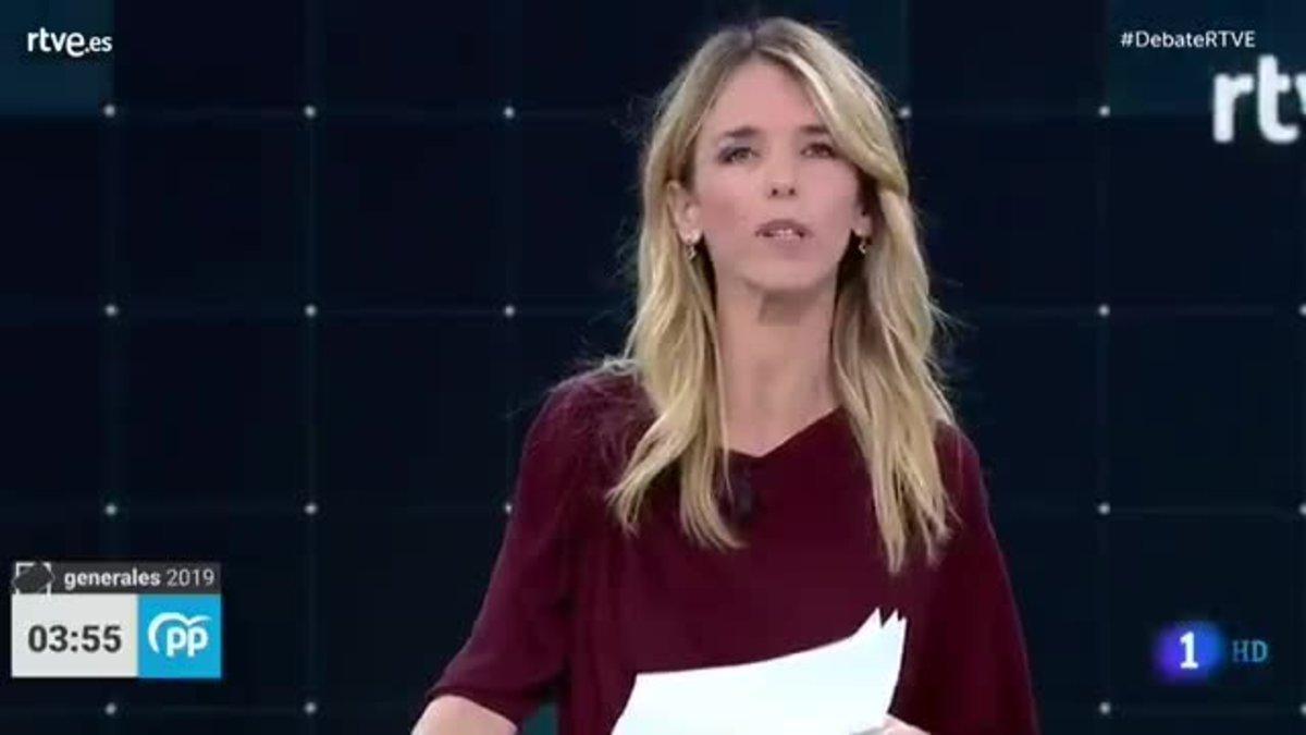 Cayetana Álvarez de Toledo insisteix després del debat: «Un silenci no és un no»