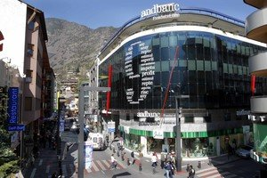 Oficinas de Anbanc en Andorra.