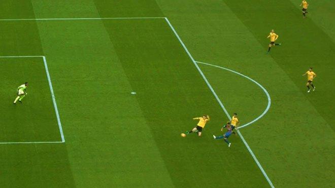 Así veremos el Barça-Madrid: en 360º y con cámara cenital.