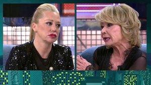 """Así fue el tenso cara a cara de Mila Ximénez y Belén Esteban tras 'GH VIP': """"Nunca hemos sido amigas"""""""
