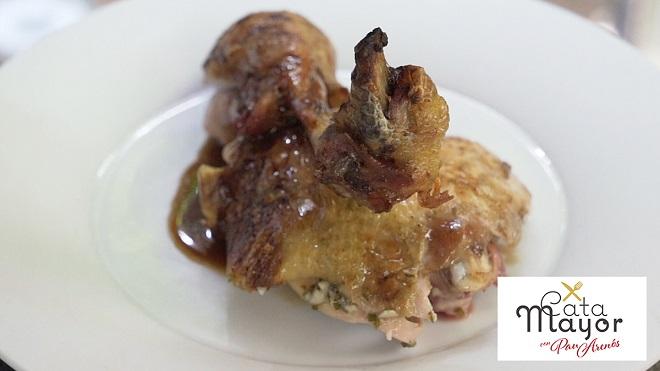 Cata Mayor: Ariadna Julian nos prepara un pollo al horno de diez