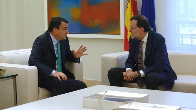 Mariano Rajoy confia a superar la votació de les set esmenes als comptes d'aquest any.