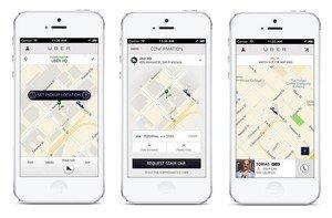Barcelona es la única ciudad española donde opera Uber, presente en 36 países.