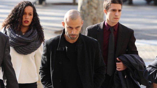 Condenado Mascherano tras aceptar que defraudó a Hacienda