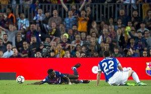 Dembélé només pateix un esquinç i no li perilla el Mundial