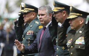 El Gobierno de Iván Duque anunció una serie de medidas para mantener el orden el día de las protestas.