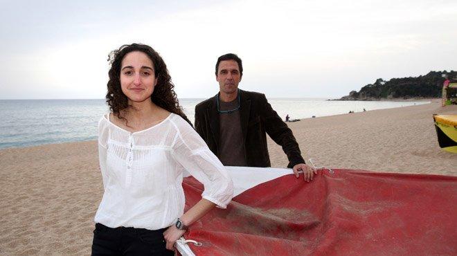 Dos vecinos de Lloret, Joan Pau Romaní y Anna Espada hablan de la ciudad.