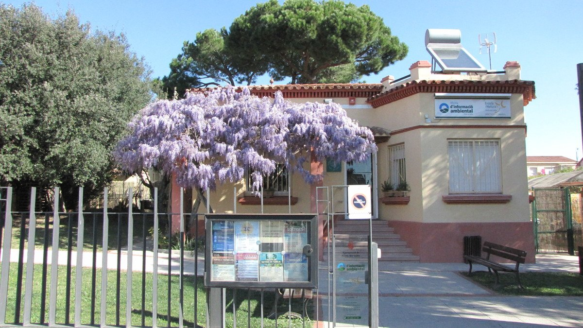Escola de la Natura de Parets del Vallès.
