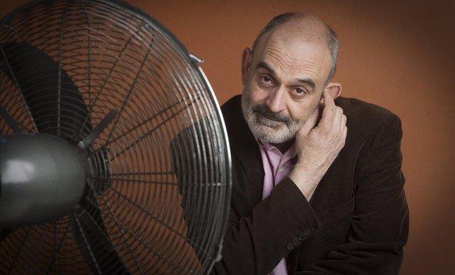 El escritor Josep Maria Fonalleras, en el 2013.