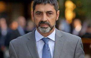 El exjefe de los Mossos Josep Lluís Trapero
