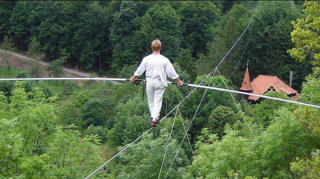 Los 'grinyols' del Montseny se cuelan en el Circ Cric