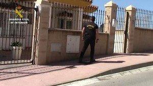 Detingut un narco mentre estrangulava una dona a Mijas