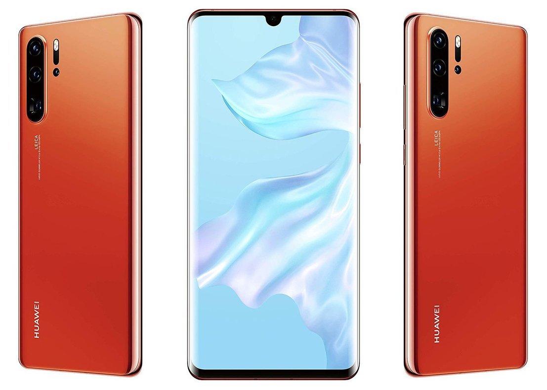 Ya conocemos los precios de los Huawei P30 y P30 Pro