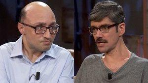 David Broncano recupera las preguntas del sexo y el dinero con Javier Botet y Jesús Vidal