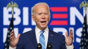 Joe Biden se ha dirigidoa los estadonidenses este miércoles para pedir calma.