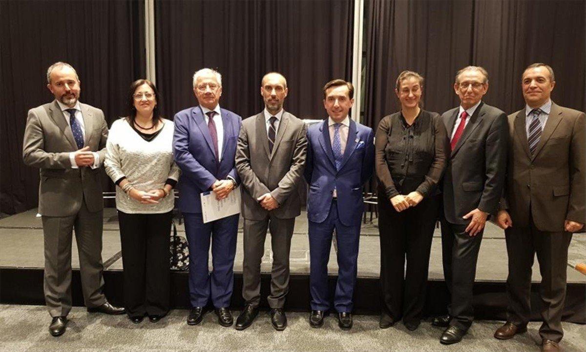 La junta directiva de la Asociación Interim Management España (AIME).